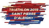 Triathlon de Saint Pierre d'Albigny Logo